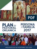 Plan de Pastoral Organic a 2017