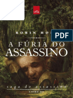 A Furia Do Assassino - Robin Hobb