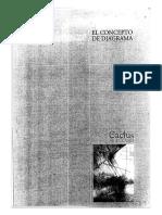 El Concepto de Diagrama. Gilles-Deleuze
