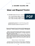 Report of ACI-ASCE Committee 326 Shear and Diagonal Tension Part 2 - Beams and Frames, Chapters 5-7, February 1962