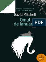 David Mitchell - Omul de Ianuarie