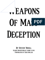 Steven Youell - Weapons of Mass Deception