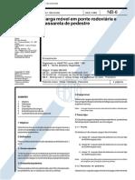 NB 6 - 1982 - Carga Móvel em Ponte Rodoviaria e Passarela de Pedestres.pdf