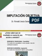 Imputación objetiva