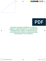 2do. Informe México Comité Trabajadores Migrantes