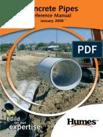 Concrete Pipe Manual