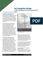 Article Transmission Line Foundation Design 1104