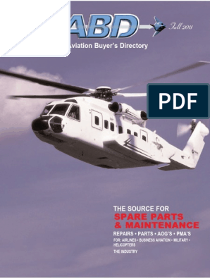Aviation Buyers Directory 2011 | Mechanical Engineering