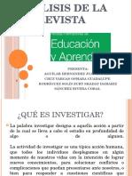 Análisis de La Revista