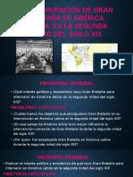 La Intervención de Gran Bretaña en América Latina