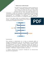 Modelos de Capacitación