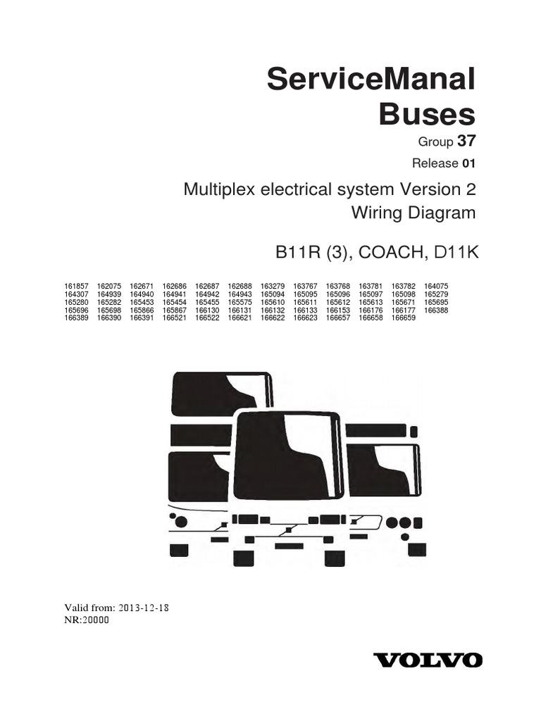 20000 03 B11r Eu6 Coach D11k Fuse Box Diagram For 2006 Mercedes Benz S43