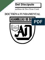 Manual Del Discipulado