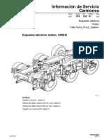 TSP191623-Wiring Diagram FM, FH Tridem S99041