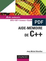 Aide-M_moire de C++