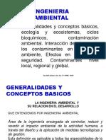 Sesiones Ing. Ambiental