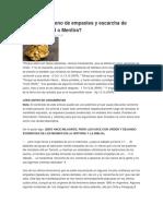 El Grán Fenómeno de Empastes y Escarcha de Oro