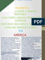 DESCUBRIMIENTO DE AMÉICA 9°