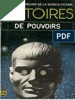 Collectif SF - Histoires de Pouvoirs