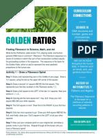 activity 2 golden ratios