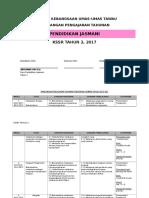 RPT Pendidikan Jasmani 2 v2