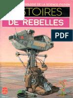 Collectif SF - Histoires de Rebelles