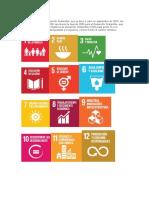 En La Cumbre Para El Desarrollo Sostenible