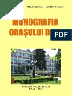 Monografia Orasului Bals (Paula Banica)