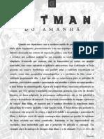 Batman do Amanhã [Script/Argument]