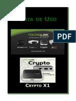Guia Crypto X1