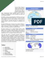 Océano Pacífico - Wikipedia, la enciclopedia libre