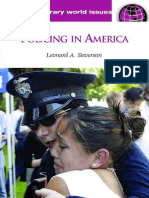 Steverson - Policing in America 2007