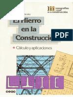 EL HIERRO EN LA CONSTRUCCION CALCULO Y APLICACIONES   MARIANO HERNANDEZ..pdf