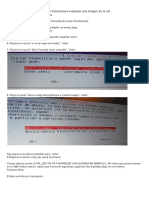 Guardar y restaurar imagen en un disco externo utilizando Clonezillades de un pen drive booteable