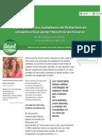¿Qué quieren los ciudadanos de Rotterdam en infraestructura verde? Le preguntamos a ellos - La natur.pdf