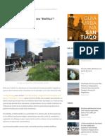 """¿Qué hace que una ciudad sea """"Biofílica""""?, Plataforma Urbana"""