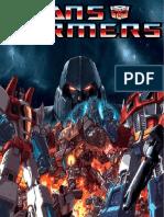 Transformers.cs