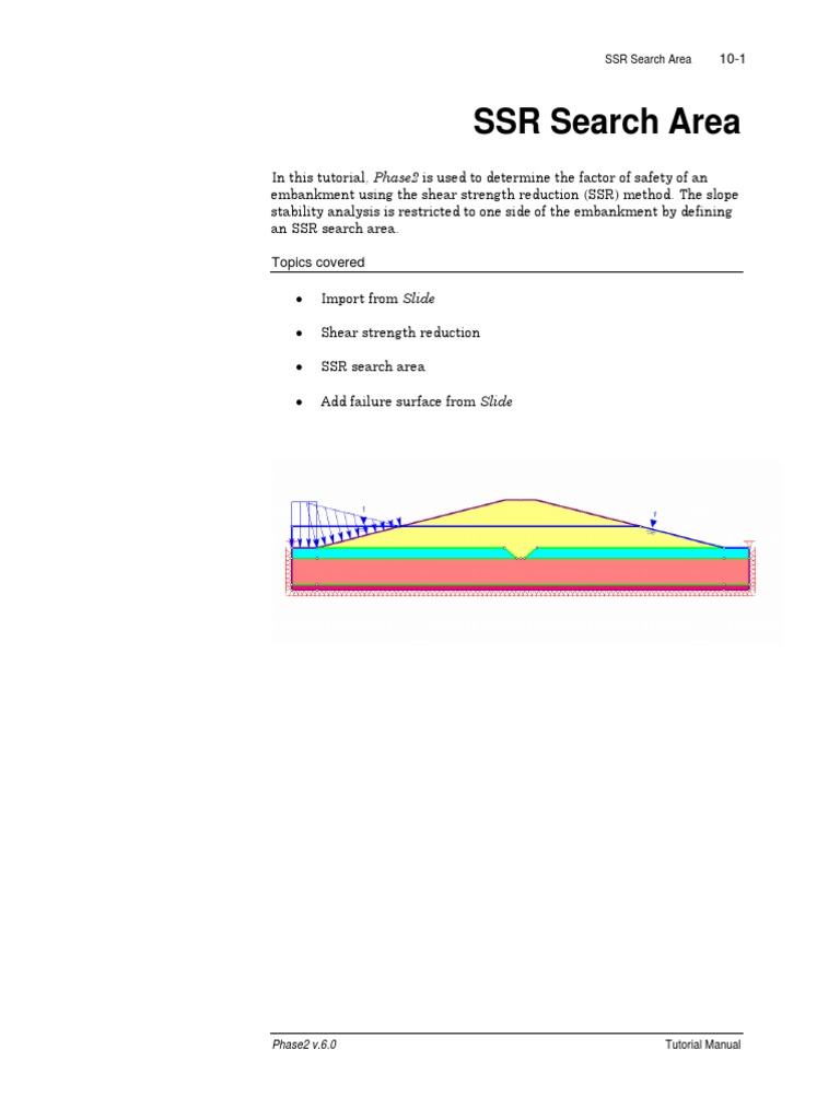 Tutorial 10 SSR Search Area | Computing | Technology