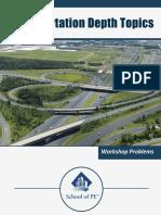Transportation Depth Topics_Workshop Questions