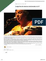 Diario do Noroeste - Paranavaí Cultura