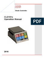CLD1015 Manual