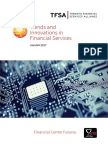 Trends and Innovations in Financial Services 2017
