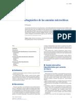 Diagnóstico de Las Anemias Microcíticas