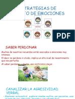 Estrategias de Manejo de Emociones