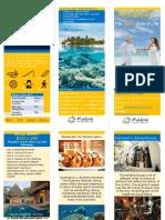 Brochure in Mau