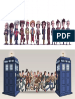 Dr Who The 13