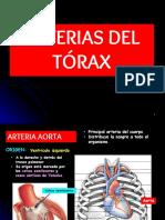 Arterias Del Tórax.pptx