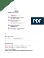 JDBC Sample Prgm