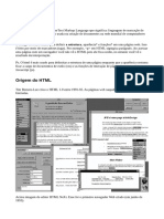 HTML Básico (Introdução)