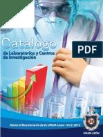 Catalogo Laboratorios